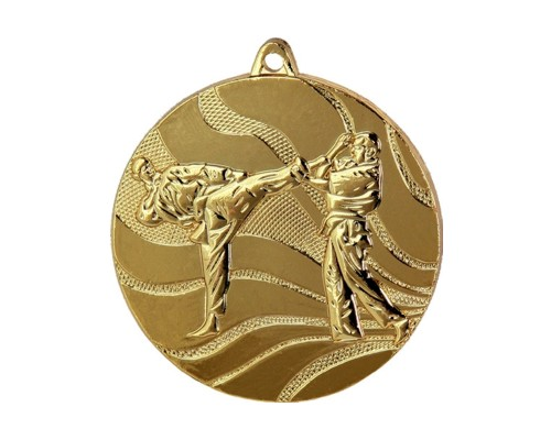 Medalja karate Fi 50mm KS-C2550
